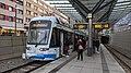 Straßenbahn Bochum 316 106 Rathaus 2001141605.jpg