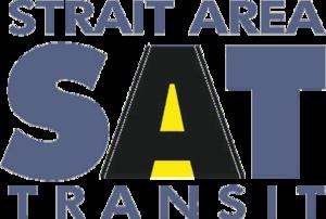 Strait Area Transit - Image: Strait Area Transit logo