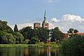 Stralsund, Knieperteich, St.-Nikolai-Kirche (2010-08-22), by Klugschnacker in Wikipedia.jpg
