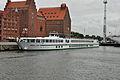Stralsund, MONA LISA im Hafen (2012-09-15), by Klugschnacker in Wikipedia.jpg