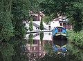 Stratford Canal, Dickens Heath, near Solihull - geograph.org.uk - 965276.jpg