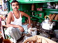 Street Food - Chai Walla, Calcutta - Nov 2010.jpg