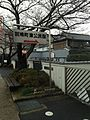 Street view near gate of East Community Center of Ikaruga, Nara.jpg