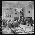 Students listening in on a hearing of the Naval Affairs Committee8d23157v.jpg