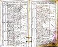 Subačiaus RKB 1839-1848 krikšto metrikų knyga 014.jpg