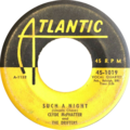 Such a Night by Clyde McPhatter and The Drifters US 7-inch 45 RPM.png