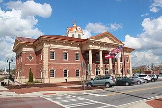 Sugar Hill, Georgia - Sugar Hill City Hall