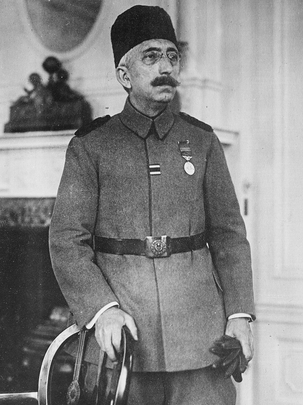 Sultan Mehmed VI of the Ottoman Empire