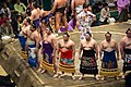 Sumo dohyo-iri May 2014 002.jpg