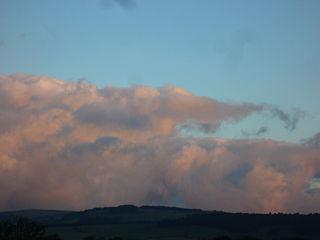 Sunrise In The Peak District