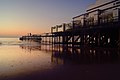 Sunrise at Sandown Pier.jpg