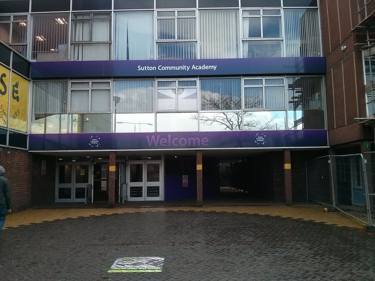 Sutton community academy wikipedia for The sutton