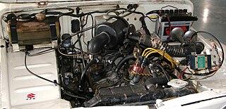Suzuki FB series engine Suzuki FB/FE/L50/LJ50/T5A/T5B family of engines