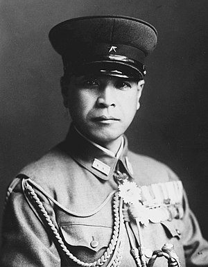 Sōsaku Suzuki - General Sōsaku Suzuki