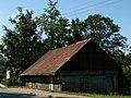 Synagogue un Wisniowa, Poland.JPG