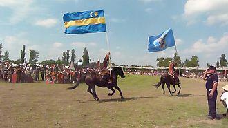 Székely Land - Székely flag - Kurultáj, 2014