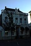 foto van Herenhuis, gebouwd circa 1880 in eclectische stijl