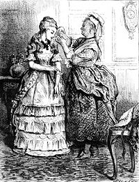 the motif of gender roles in the novel a tale of two cities by charles dickens Elizabeth gaskell and hard times by charles dickens – indicates that gender accepted gender roles the novel's two mothers in a tale of two cities and.