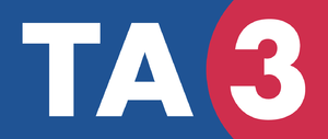 TA3 (news channel) - Image: TA3 logo