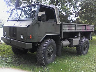 Tovarna avtomobilov Maribor - Image: TAM 110 slovenski