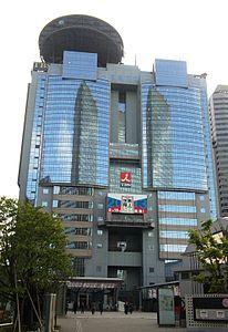 Japan Radio Network's relation image