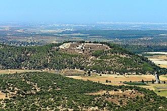 Azekah - Tel Azekah