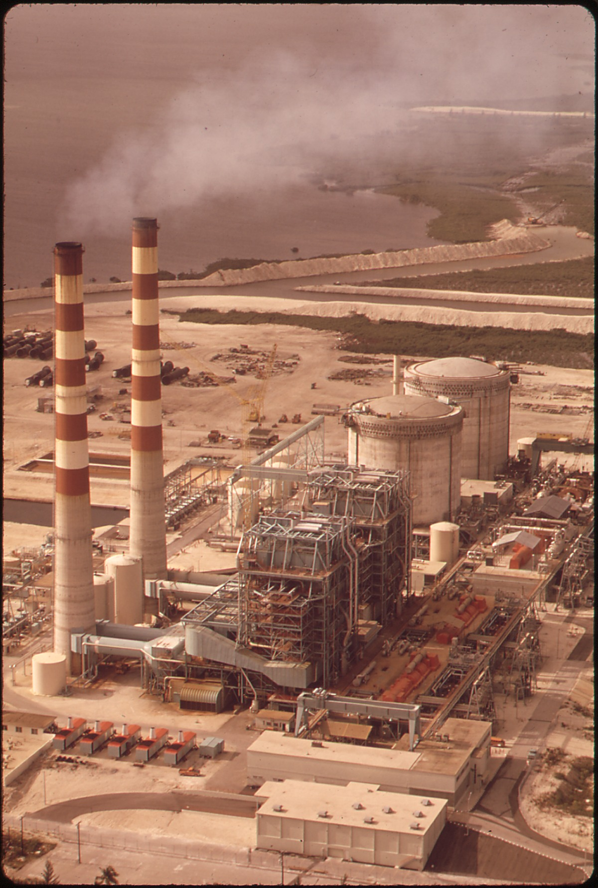 Turkey Point Nuclear Generating Station Wikipedia You Are Here Gt Home Page Generators Electrical Power Cords