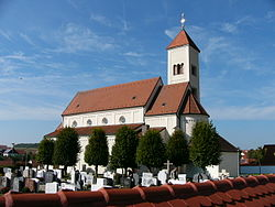 Church of Saint James in Tagmersheim