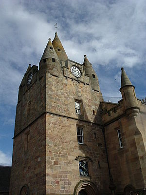 Tain Tolbooth in 2004.jpg