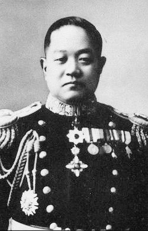 Shirō Takasu - Admiral Takasu Shirō
