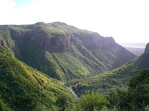 Plaines Wilhems District - Tamarind falls