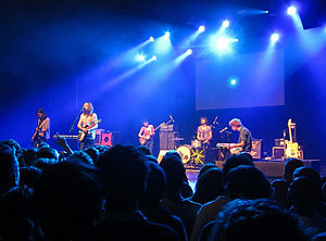 Tame Impala - Tame Impala in October 2012