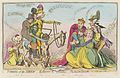 Taming of the shrew - - Katharine & Petruchio - - the modern Quixotte, or what you will by Samuel William Fores.jpg