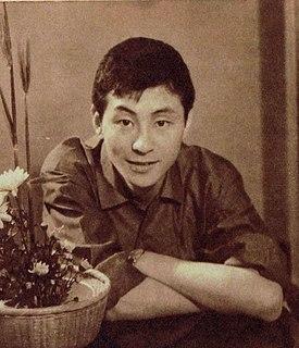 Tamio Kawachi Japanese actor