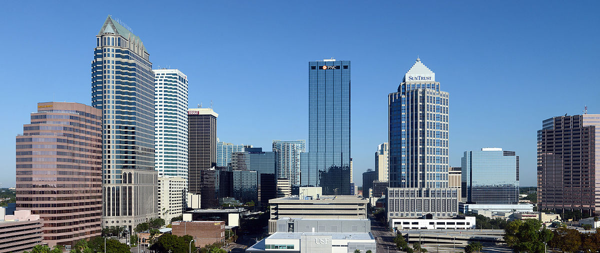List of tallest buildings in Tampa - Wikipedia
