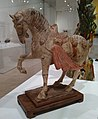 Tang Dynasty earthenware horse, Eskenazi Museum of Art.jpg