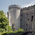 Tarascon-Château du Roi René-Façade Nord-20130617.jpg