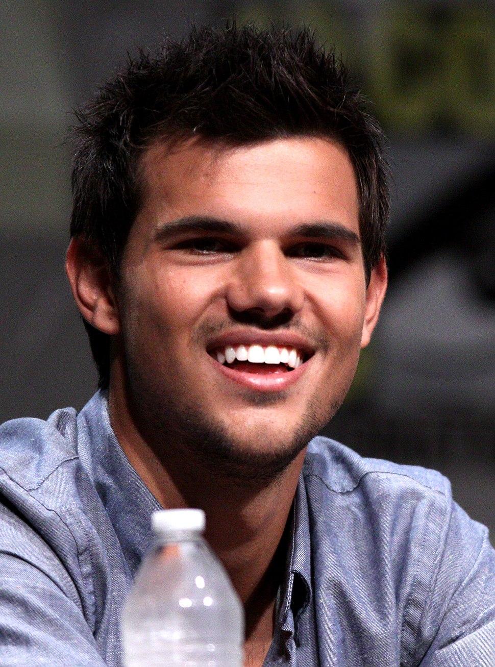 Taylor Lautner Comic-Con 2012