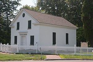Taylor's Chapel - Taylor's Chapel, August 2011