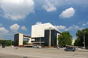 Vladimir Gel'freykh - Academic Drama Theatre named after Maxim Gorky in Rostov-on-Don