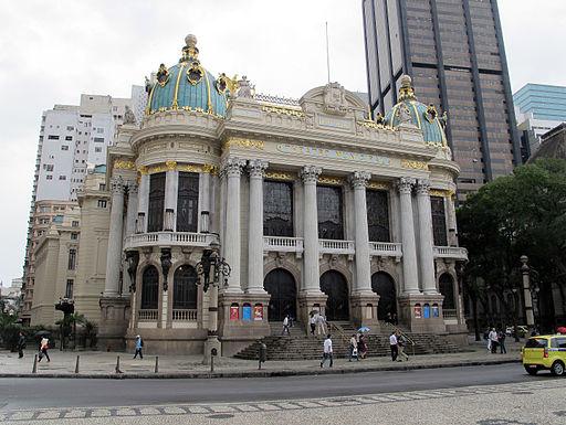 Teatro Municipal Rio de Janeiro