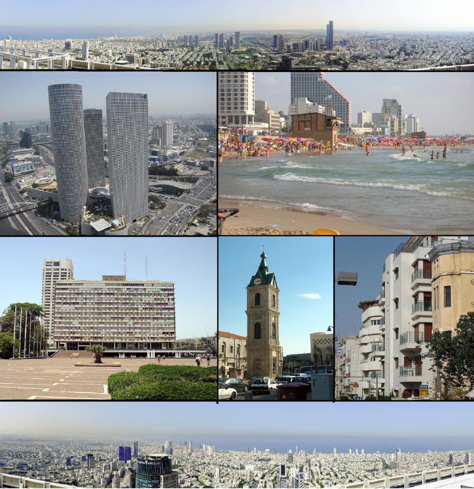 צילומים מרחבי תל אביב