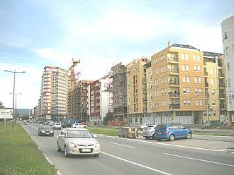 Telep - Telep, Subotica Boulevard (Boulevard of Europe)