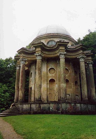 Henry Flitcroft - Image: Temple at Stourhead