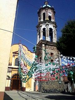 Jiménez, Michoacán Municipality in Michoacán, Mexico