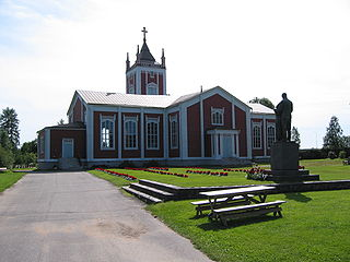 Tervola Municipality in Lapland, Finland