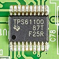 Tevion MD 85925 - Texas Instruments TPS61100-4526.jpg