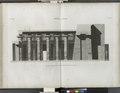 Thèbes. Karnak. 1-3. Deuxième partie de la coupe longitudinale du palais (NYPL b14212718-1268046).tiff