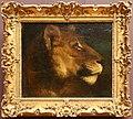 Théodore géricault, tetsa di leone, 1819 ca.jpg