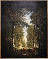 Théodore rousseau, una strada, foresta dell'Isle-Adam, 1849, 02.JPG